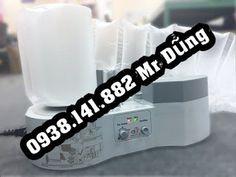 #Dpackvn Túi khí chèn thùng carton dạng cuộn 300m/cuộn có nhìu kích thuowcs như: 5x20, 10x20, 15x20, 20x20cm. Kèm máy thổi khí để túi phồng lên chèn vào các khoảng trống hoặc quấn quanh hàng. HOTLINE: 0938141882 Chen