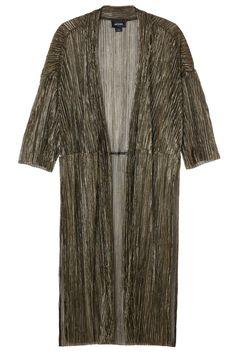 Monki | Tops | Frida glitter kimono