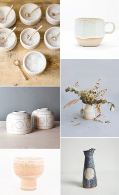 a ceramics obsession.