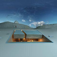 Meditation House | MZ ARCHITECTS | Archinect