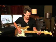 Lincoln Brewster - Today is the Day Guitar Solo