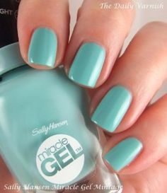 17 Trendy Ideas For Birthday Nails Gel Sally Hansen Nail Polish Colors, Gel Nail Polish, Gel Nails, Sally Hansen Nails, Sally Nails, Types Of Nails, Birthday Nails, Cool Nail Designs, Love Nails
