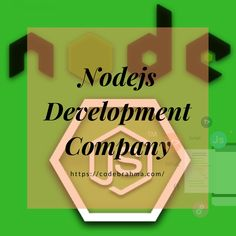 #Codebrahma is a trusted #nodejs #development #company with comprehensive experience in building fast and scalable network #applications using node.js - an open-source, cross-platform, runtime environment for executing #JavaScript code at the server side.