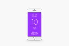 Tsunami App | Yuta Takahashi Tsunami Waves, Tsunami Warning, One Wave, App Design, Phone Cases, Application Design, Phone Case