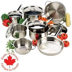 Paderno (made in Canada) Kitchen Gadgets, Kitchen Tools, My Christmas Wish List, Roasting Pan, Front Teeth, Canada, Buy Local, Cookware, How To Make
