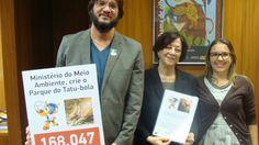 Abaixo-assinado · Preserve a caatinga, crie imediatamente o Parque do Tatu-Bola #parquedotatu · Change.org