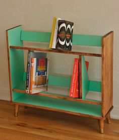 Danish Mid Century Bookcase / Shelving by TreviVintageDesign, $175.00