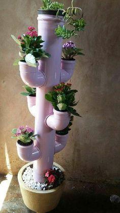 41 Excellent Diy Gardening Tips Ideen Do-it-yourself (oder DIY) Garten-Design-Se Diy Gardening, Garden Crafts, Garden Projects, Garden Art, Container Gardening, Home Crafts, Diy Projects, Organic Gardening, Allotment Gardening