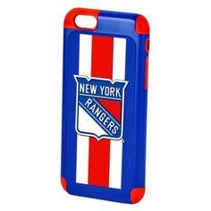 New York Rangers iPhone 6 Hybrid Dual Case