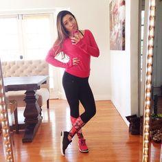 Solow Style Top Body Language Sportswear Leggings Adidas Women Shoes
