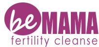 Be Mama Fertility Cleanse uses whole food nutrition to help balance hormones and improve fertility naturally.