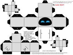 Eve paper toy by Lucasgelati.deviantart.com on @deviantART