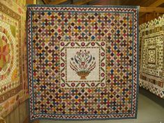 Quilts In The Barn: Quilts In The Barn Exhibition # 6