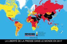COMMUNIQUÉ DE PRESSE Ministère de la Culture et des Communications du Québec Journée mondiale de la liberté de la presse 2017 Depuis 1993, le 3mai est proclamé Journée mondiale de la liberté de la…