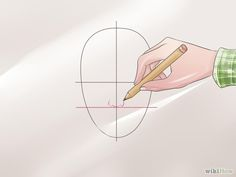 3 manières de dessiner un visage - wikiHow