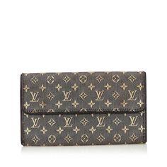 d1e41619b57c Plateforme de ventes aux enchères en ligne Catawiki   Louis Vuitton -  M92445 Longs Portefeuilles