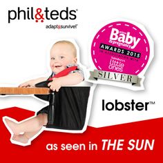 Phil & Teds   Lobster Chair