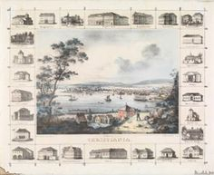 Classical (Christiania) = Oslo. Norway 1814