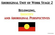 """Aboriginal lessons Stage 2. This unit of work was developed to teach Aboriginal Education in a context outside the topic of British Colonisation. It is developed for a stage 2 class complying with the NSW syllabus, however, it can be easily adapted for any age and/or outcomes. It uses the text """"My Place"""" by Nadia Wheatley."""