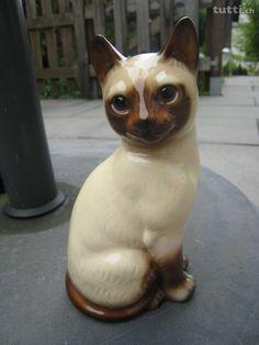 Siam Katze Figur zum Aufstellen - Zürich - tutti.ch