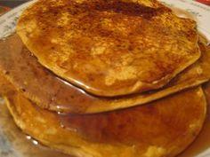 Whey Protein Pancakes