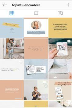 Layout Do Instagram, Instagram Design, Instagram Story, Feeds Instagram, Instagram Grid, Instagram Advertising, Advertising Ideas, Feed Insta, Social Media Design