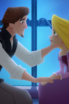 Let Your Hair down and Listen to This New Song From Tangled Before Ever After