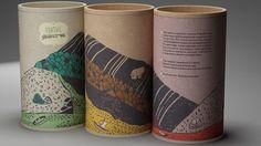 Teatul     loose leaf tea     packaging      Khadia Ulumbekova