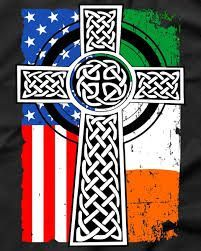 Shop our wide selection of high quality Irish American Usa Flag Celtic Cross St Patrick S Day Poster . Irish American Usa Flag Celtic Cross St Patrick S Day Poster Tons of awesome designs to pick from. Irish Symbols, Celtic Symbols, Celtic Art, Celtic Knots, Celtic Pride, Irish Pride, Irish Tattoos, Wing Tattoos, Tatoos