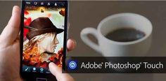Haz querido editar fotos en tu móvil y  haz conseguido algún otro programa pero no te gusta y eres de los que te encanta photoshop bueno ahora ya esta para móviles Android y iOs el cual brinda una gran cantidad de herramientas así es el Photoshop Touch.