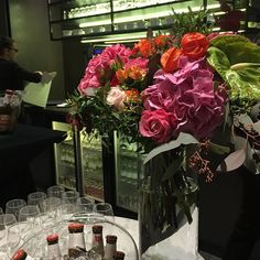 Soirée St James#eventflowers