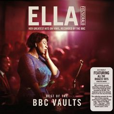 Ella Fitzgerald - Best Of The BBC Vaults on 180g Import LP