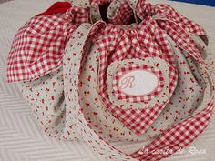 La casita de Rosa: Tutorial bolsa de costuras