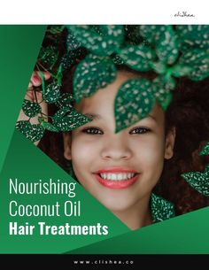 Some of the best coconut oil hair treatments are found within this e-guide.   #coconutoil #hairguide #hairtips #haircare #diyhair #diy #hair #beauty #beautytips #bbeauty #melanin #naturalhairrules #clishea #naptural #curlygirl #curlyhair #type4hair #type3hair