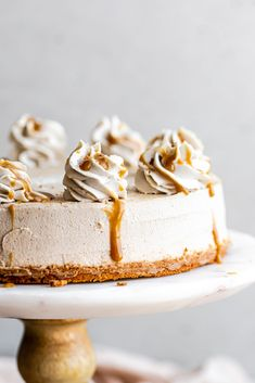 Vegan Snickerdoodle Cheesecake - Delight Fuel Vegan Cheesecake, Cheesecake Recipes, Dessert Recipes, Fall Desserts, Vegan Desserts, Vegan Recipes, Vegan Sweets, Free Recipes, Easy Recipes