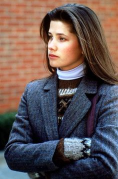 Alison Bradbury (played by Daphne Zuniga) in 1985's The Sure Thing.