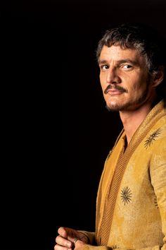 Prince Oberyn Martell by wanderingmilk.deviantart.com on @deviantART