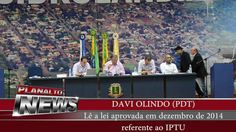 Na Sessão da Câmara de 09 de Maio a polêmica do IPTU voltou a ser discut...