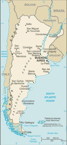 Country Facts About Argentina for Kids