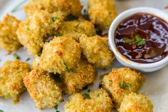 Quinoa Chicken Nuggets