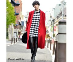 A model who is strong in the Korean boyish-style, nameol. Tomboy Outfits, Office Outfits, Casual Outfits, Boyish Style, My Style, Androgynous Women, Japan Fashion, Short Hair Styles, Lady