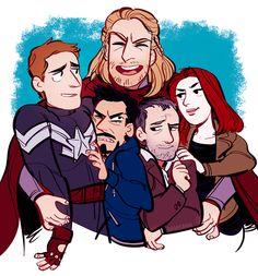 Thor hug ! aww this is so sweet my friends