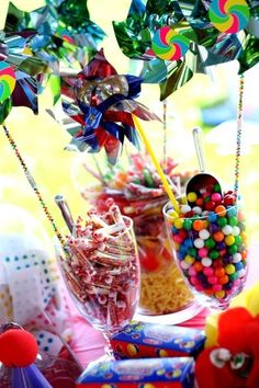 """Carnival"" themed party ideas"