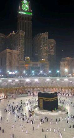 Best Islamic Images, Islamic Videos, Islamic Pictures, Mecca Islam, Mecca Kaaba, Islamic Wallpaper Hd, Mecca Wallpaper, Beautiful Names Of Allah, Beautiful Islamic Quotes