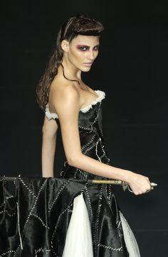A is for Alexander McQueen: Paris Spring 2002
