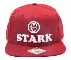 Marvel Comics Stark Cap