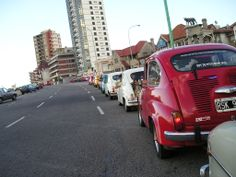 Fiat 600 - Mar del Plata - Buenos Aires
