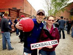kick ball dallas