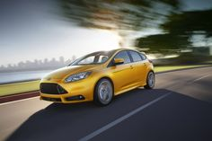 Ford Focus ST!