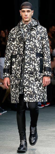 75e4bd88748d Givenchy - Spring 2015 Men Fashion Show